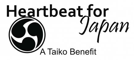 Heartbeat for Japan Taiko Concert