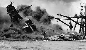 Pearl Harbor attack, Dec. 7 1941
