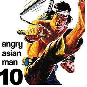 Angry Asian Man