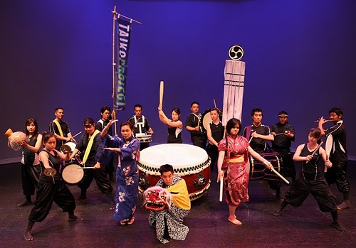 "TaikoProject brings its ""Rhythmic Relations"" show to LA's Little Tokyo"