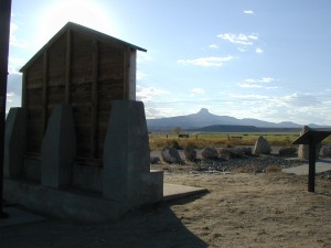 Heart Mountain Internment Camp, Wyoming