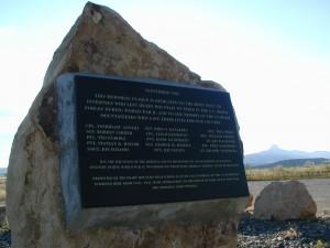 Heart Mountain memorial