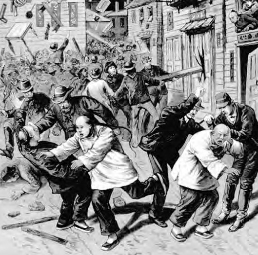 Denver's anti-Chinese riot 1880