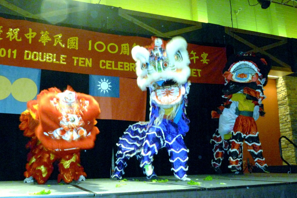100th Year Double Ten celebration