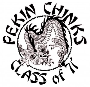 Pekin Chinks -- the high school school mascot name of Pekin, Ohio until 1980