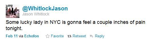racist tweet abt jeremy lin