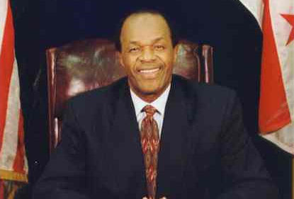 """DC's """"Mayor-for-Life"""" Marion Barry"""