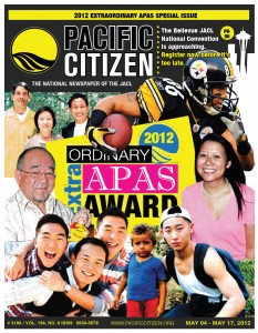 Pacific Citizen Extraordinary APAs issue