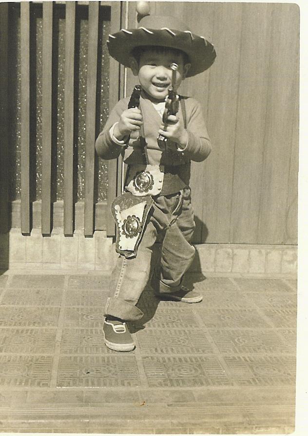 Gil Asakawa cowboy