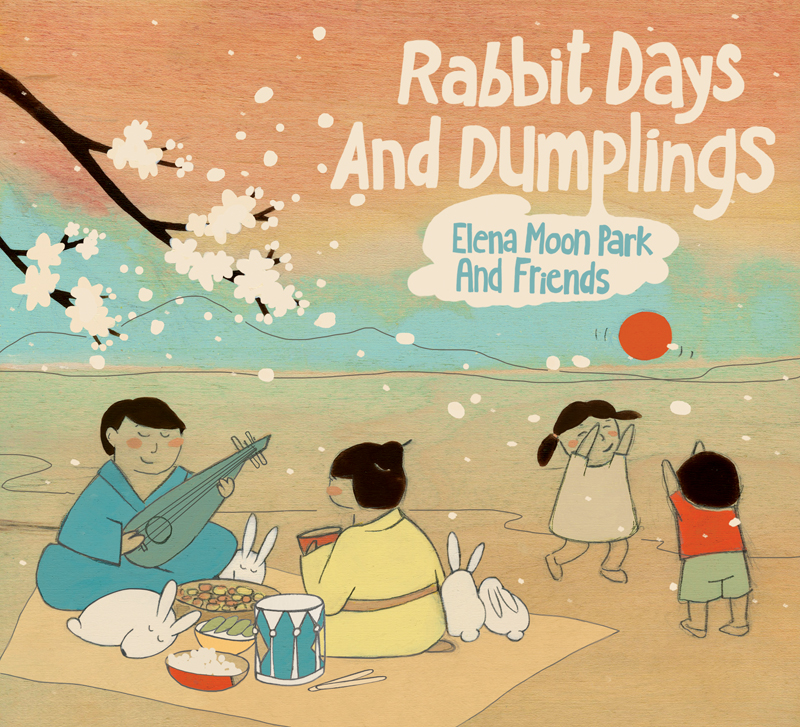 rabbit days and dumplings - elena moon park
