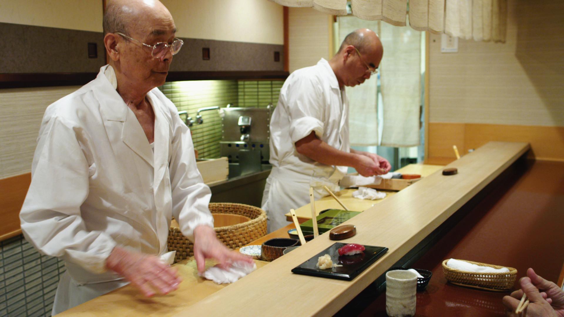 Jiro - Dreams of Sushi