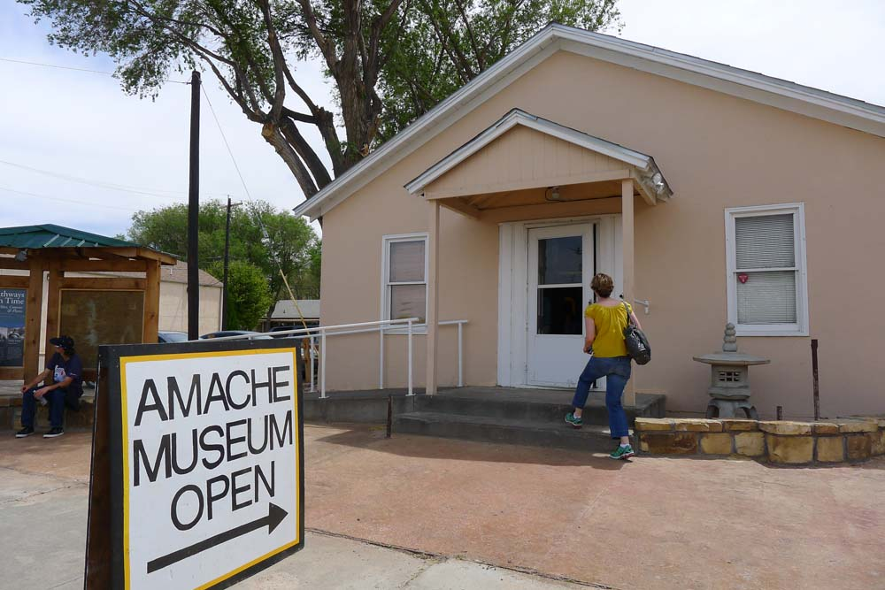 Amache Japanese American internment camp